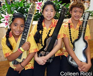 Next Generation Steel Guitar Players